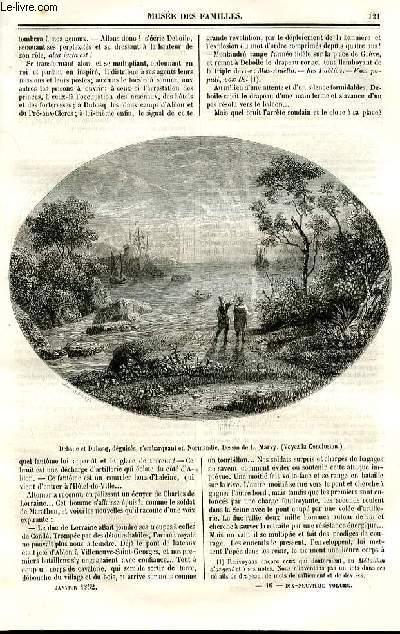 Le musée des familles - lecture du soir - deuxième série - livraisons n°16 et 17 - Le bouquet de paille,suite et fin par Pitre Chevalier.