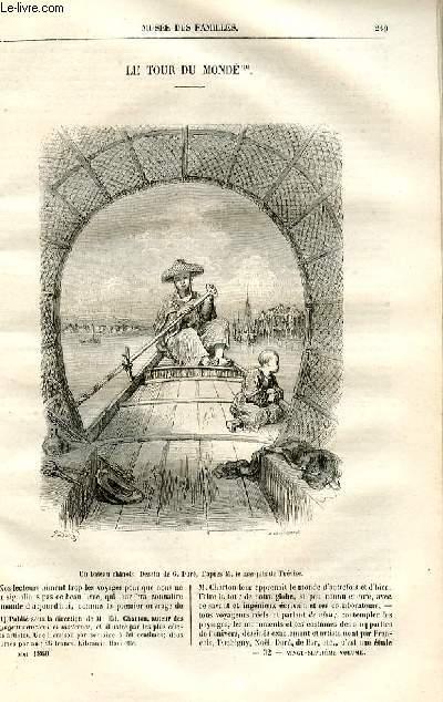 Le musée des familles - lecture du soir -  livraison n°32 - Le tour du monde.