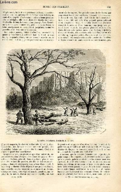 Le musée des familles - lecture du soir -  livraisons n°26 et 27 - Monseigneur l'or et son ministre l'argent,suite et fin par Deslys.