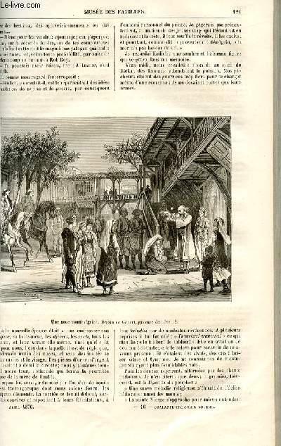 Le musée des familles - lecture du soir -  livraison n°16 - Nouvelles - Tzernagora (la Montagne Noire par Deslys,suite.