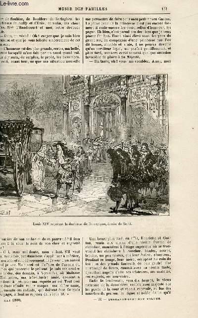 Le musée des familles - lecture du soir -  livraison n°20 -  Nouvelles - Page et Perroquet par Etienne MArcel,suite.