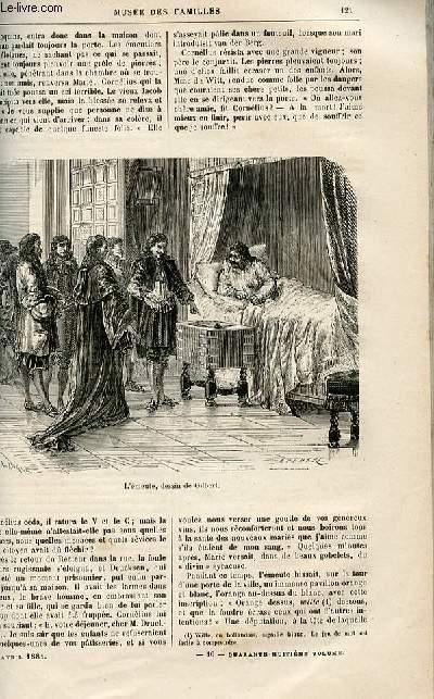 Le musée des familles - lecture du soir -  livraison n°16 - Les révolutions d'autrefois - Les deux martyrs par A. Genevay,suite.