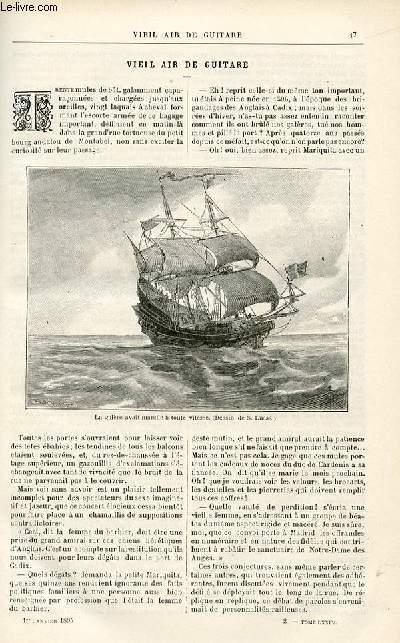 Le musée des familles - édition populaire hebdomadaire -  livraison n°02 - Le lion de Camors,suite par Louis de Carters.