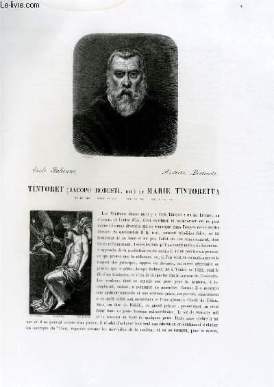 Biographie de Tintoret
