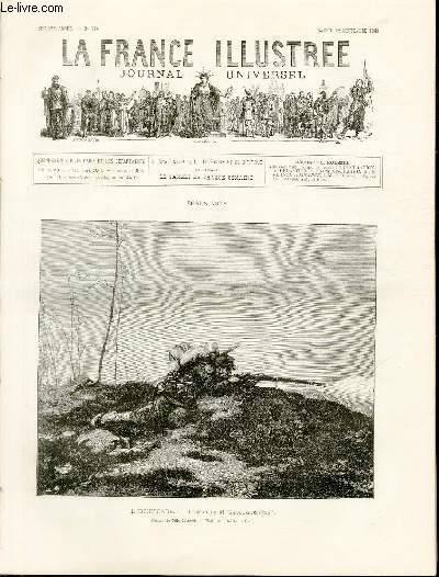 LA FRANCE ILLUSTREE N° 774 L'embuscade - Tableau de M. Grolleron (Paul)