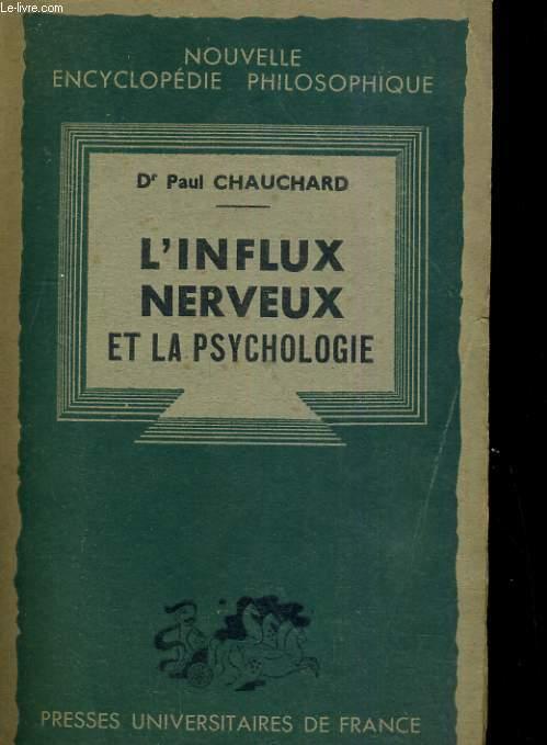 L'influx nerveux et la psychologie