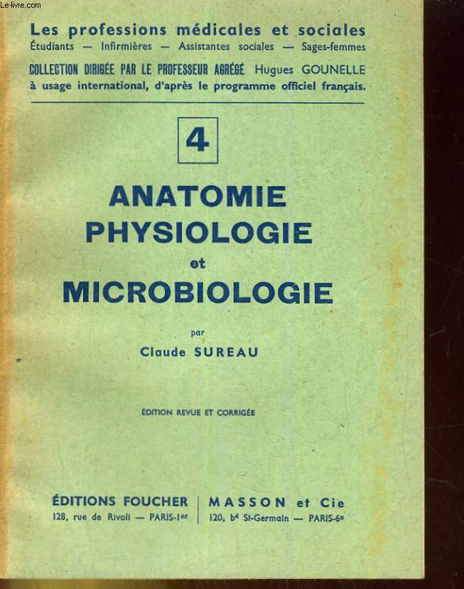 Anatomie physiologie et microbiologie