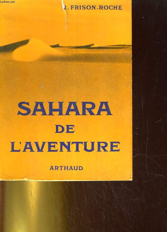 Sahara de l'aventure