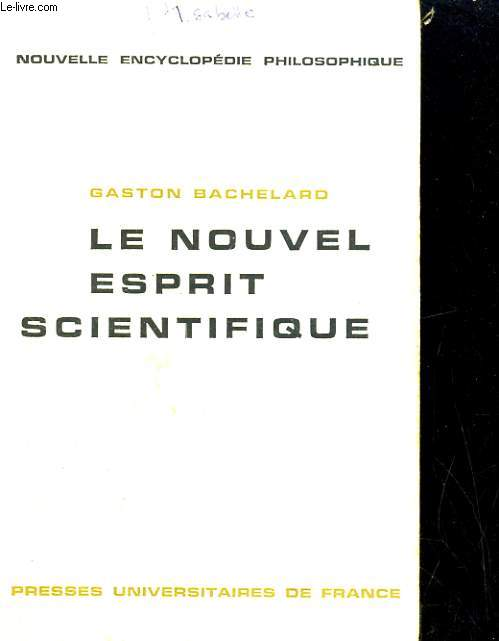 Le nouvel esprit scientifique