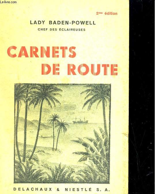 Carnets de route