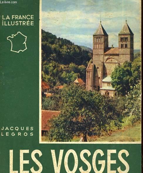 La France illustrée - Les Vosges Sud