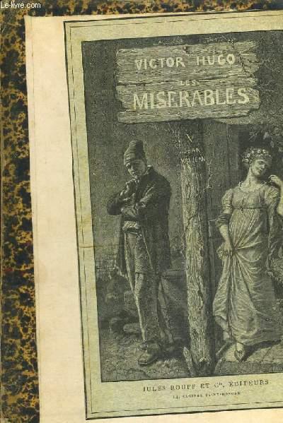 Les Misérables - 5 tomes