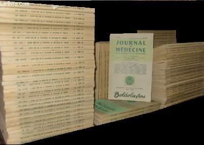 JOURNAL DE MEDECINE DE BORDEAUX ET DU SUD-OUEST.