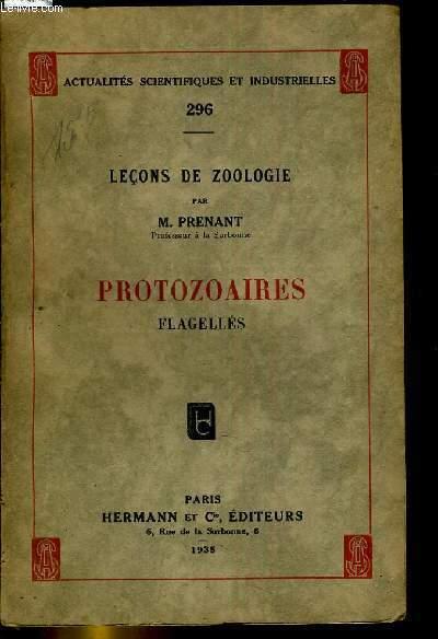 Protozoaires flagellés