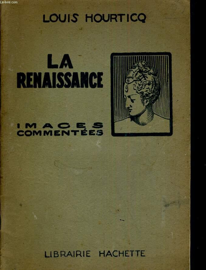 La renaissance images commentées.