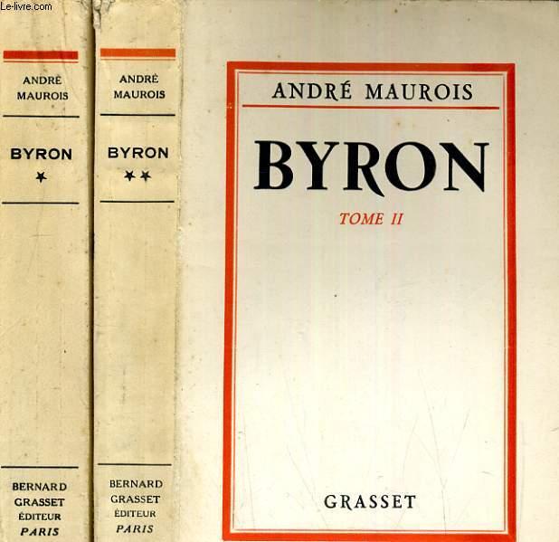 Byron en 2 tomes