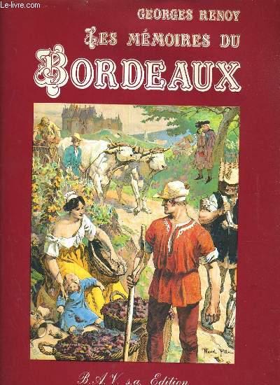 Les mémoires du Bordeaux