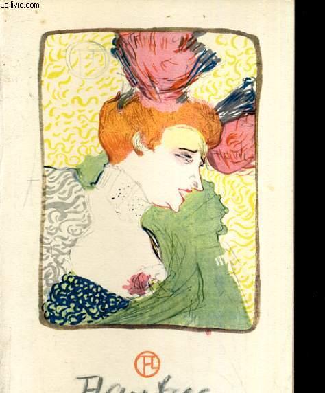 Les lithographies de Toulouse-Lautrec