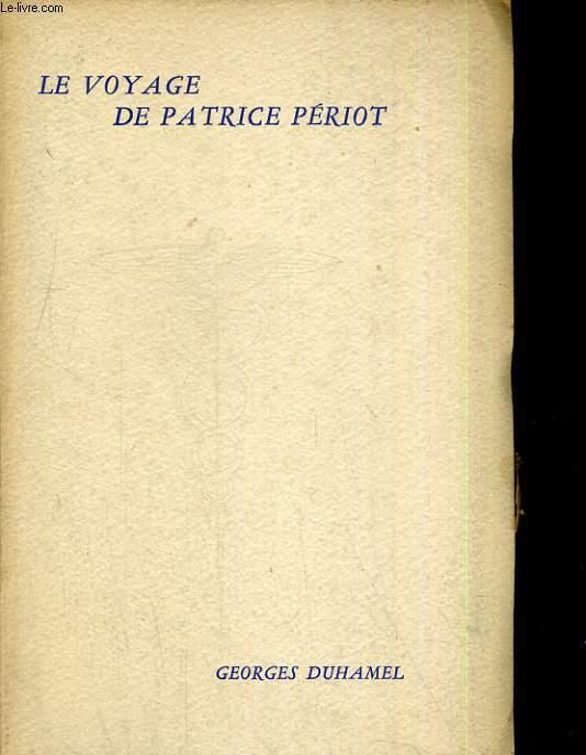 Le voyage de Patrice Périot