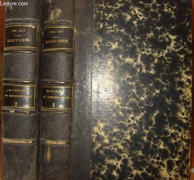 Explication théorique et pratique du code civil: Privilèges et hypothèques