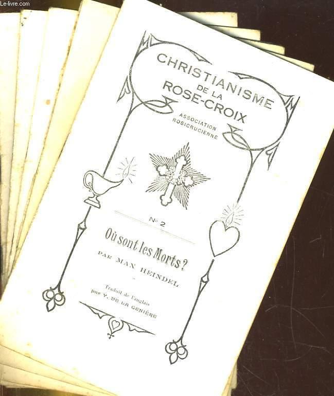 Christianisme de la Rose-Croix