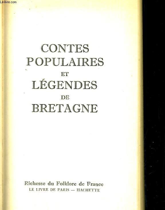 Contes populaires et légendes de Bretagne