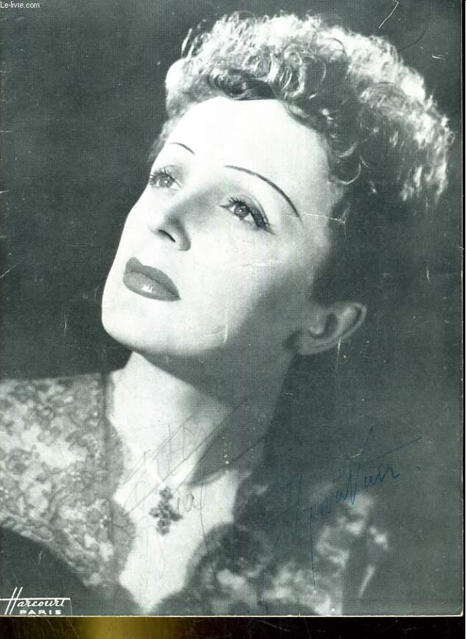 Gala Edith Piaf.