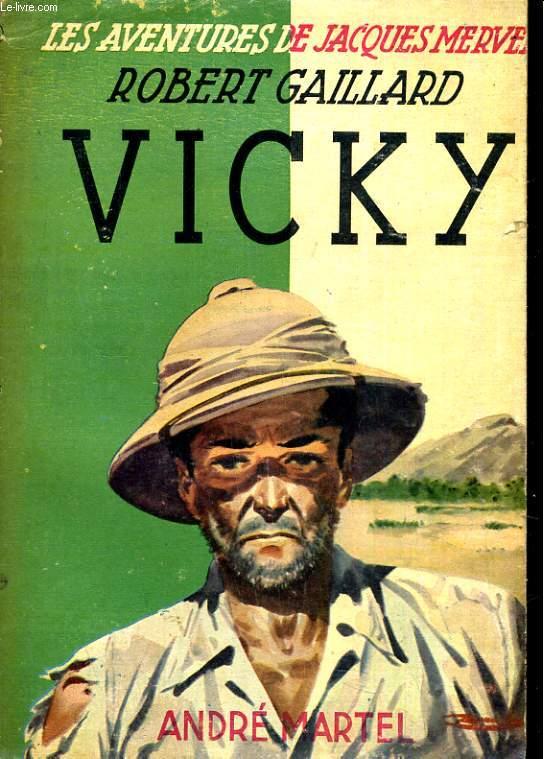Les Aventures de Jacques Mervel : Vichy