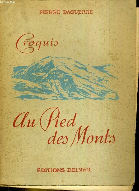 Croquis au pied des Monts