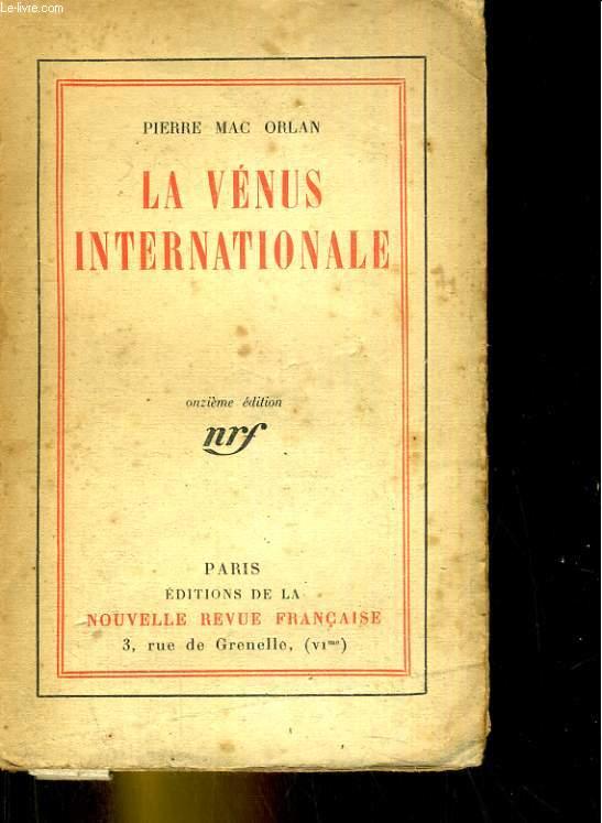 La Vénus internationale