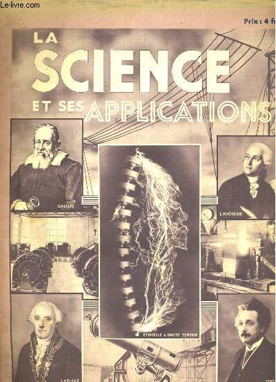 La science et ses applications, fascicule 6. La chimie.