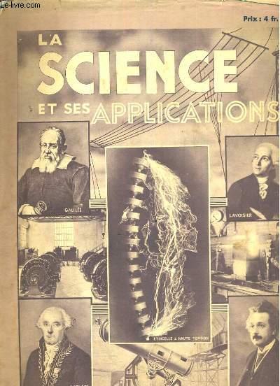 La science et ses applications, fascicule 7. La science au cours du XIXème siècle, grandeurs physiques et unités de mesures