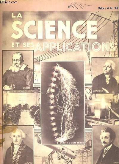 La science et ses applications, fascicule 15. les états de la matière