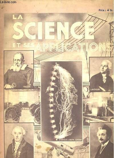 La science et ses applications, fascicule 17. les états de la matière, l'optique