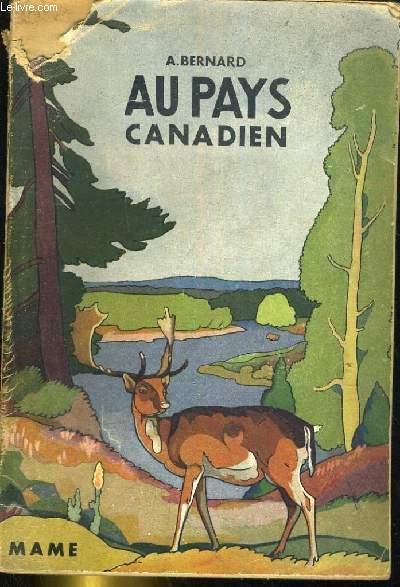 Au pays canadien