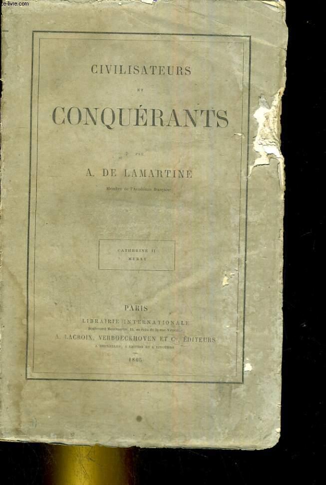 Civilisateurs et conquérants