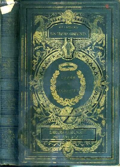 Les Grandes compagnies / les étudiants au Moyen Age, Charels X, roi de la Ligue, La poste ancienne et moderne. / Colelction RECITS D'AUTREFOIS.
