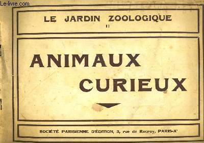 Animaux Curieux