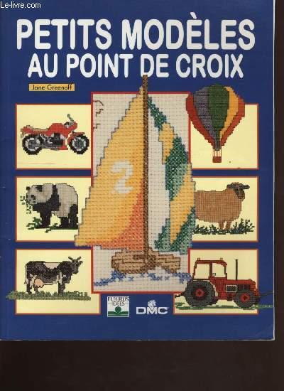 PETITS MODELES AU POINT DE CROIX