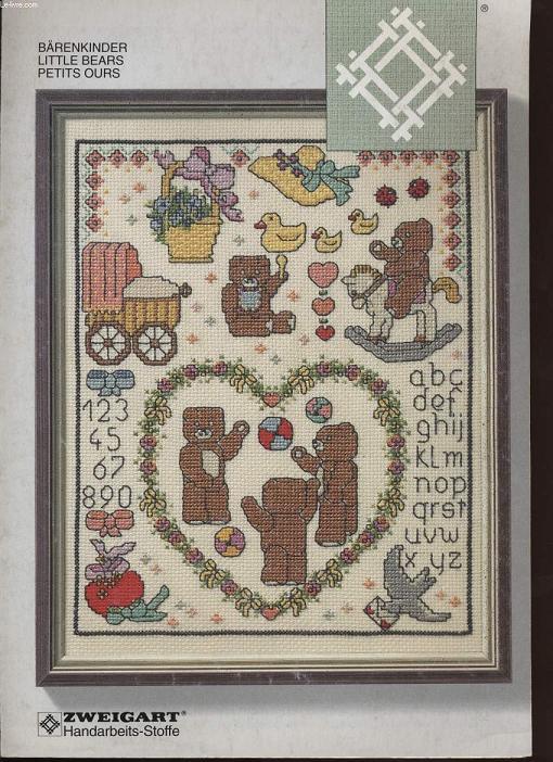 BÄRENKINDER / LITTLE BEARS / PETITS OURS