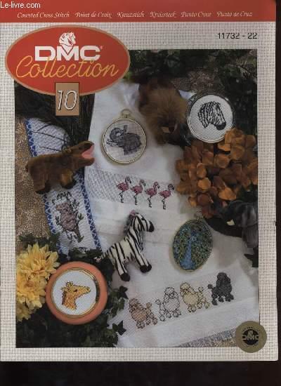 COUNTED CROSS STITCH POINT DE CROIX 10