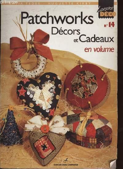 PATCHWORK décors et cadeaux en volume No.14