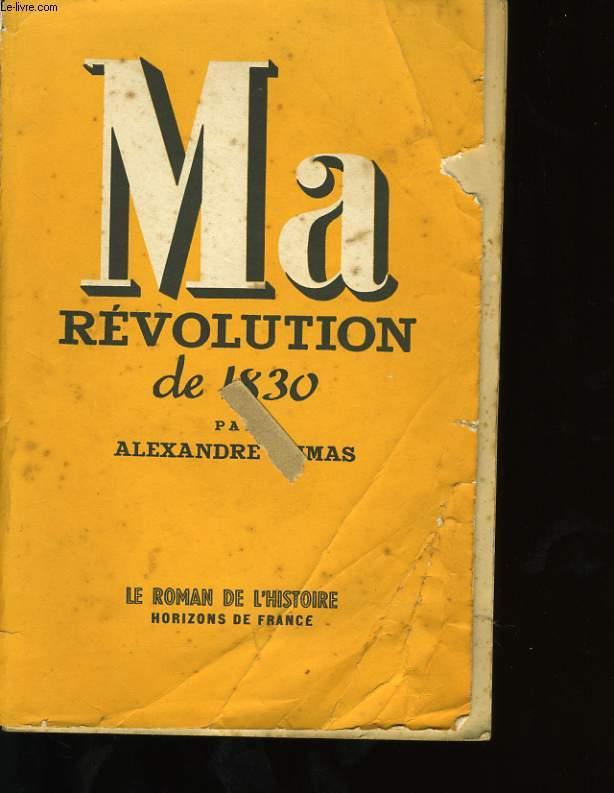 Ma révolution de 1830