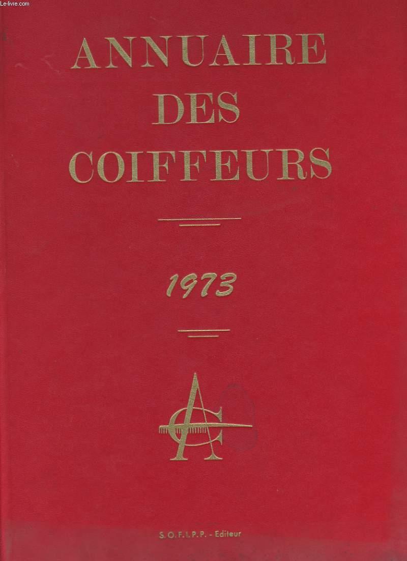 Annuaire des coiffeurs.