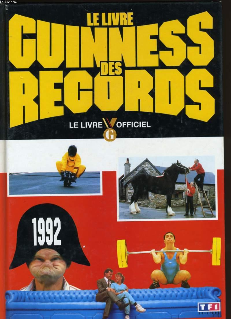 Le guinnes des records.