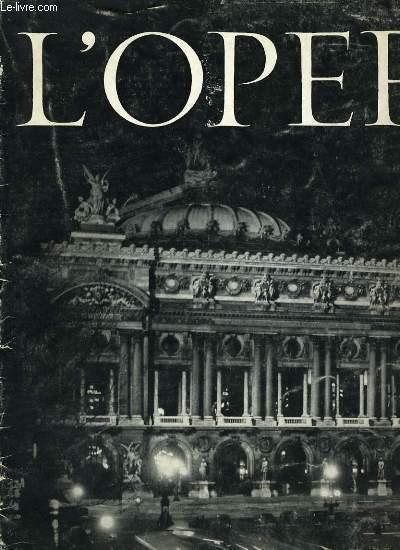 L'opéra.