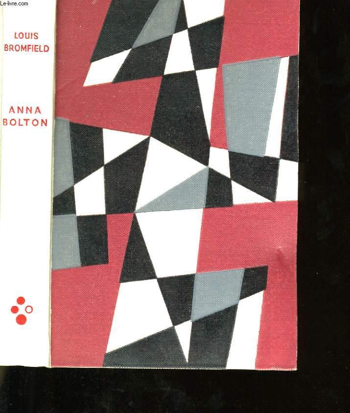 ANNA BOLTON.