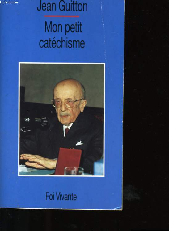MON PETIT CATECHISME.