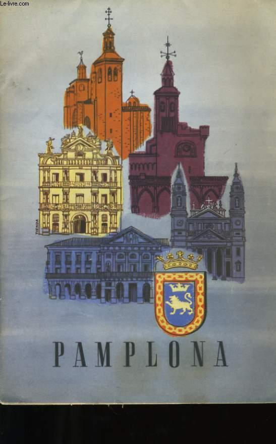 PLANO DE PAMPLONA.