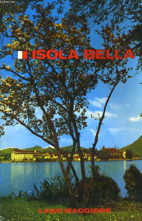 ISOLA BELLA, LE LAC MAJEUR.